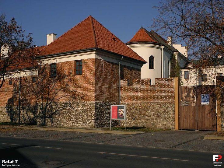 Radom, Mury miejskie - fotopolska.eu (258481) - Radom – Wikipedia, wolna encyklopedia