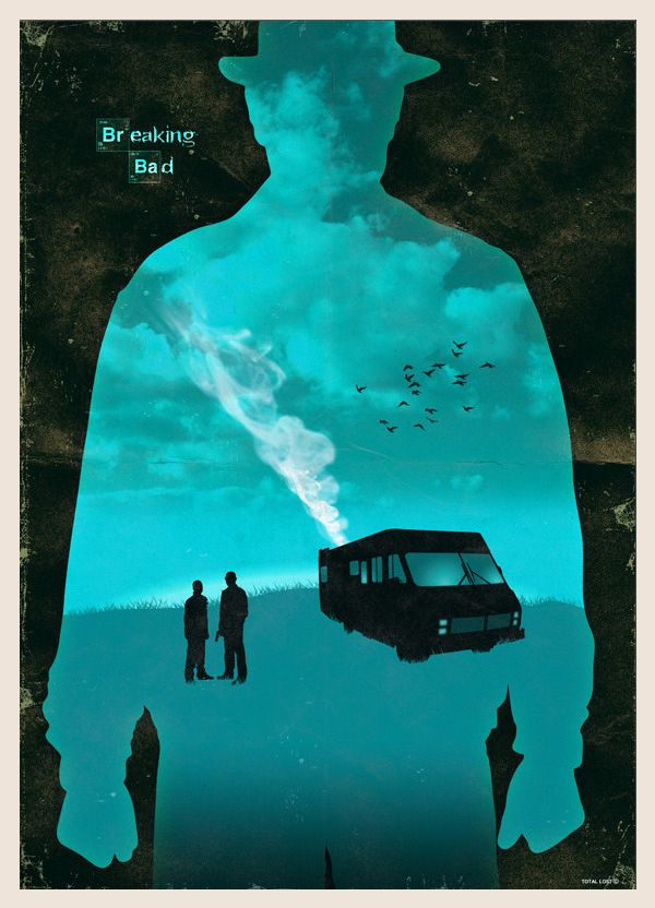 15 Cool Breaking Bad Posters 3