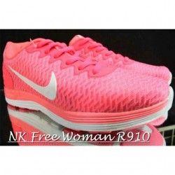 NIKE FREE WOMEN R910 Pink