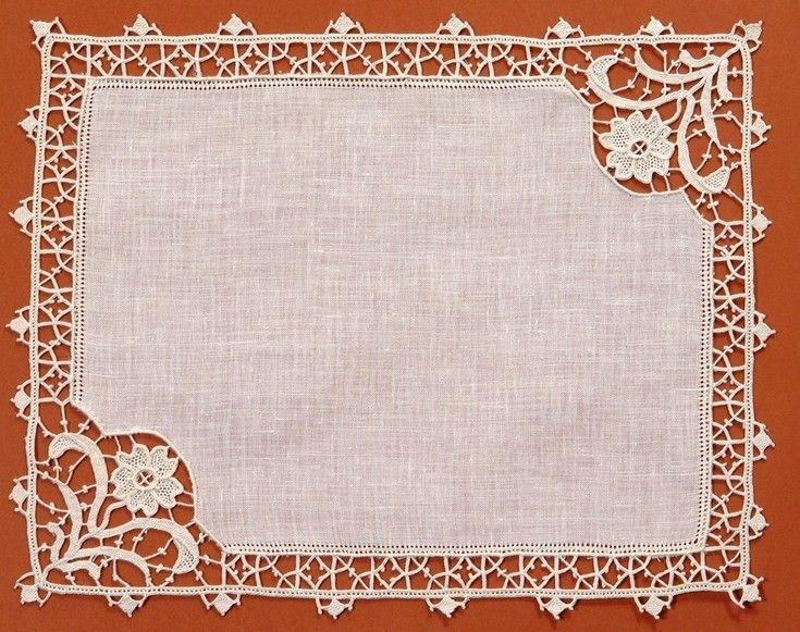 Amelia Ars lace