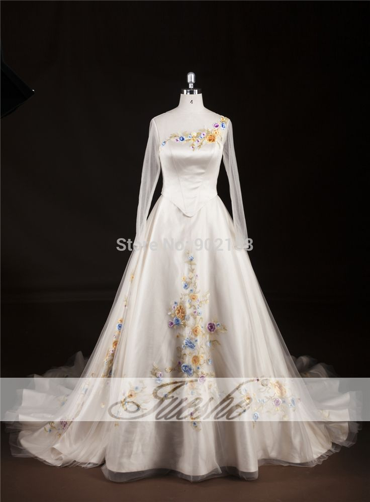 32 best gowns cinderella images on pinterest cinderella for Cinderella inspired wedding dress