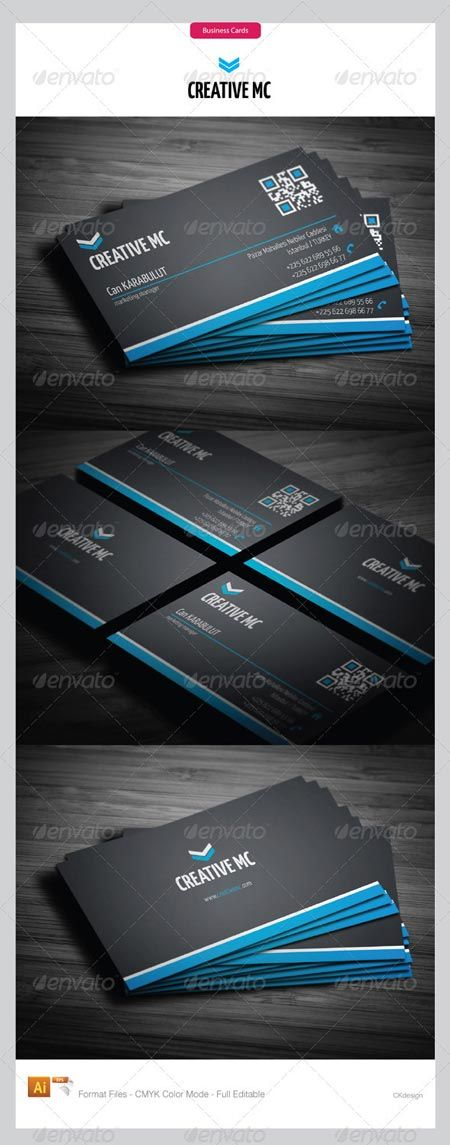 GraphicRiver Corporate Business Cards 150 3278768