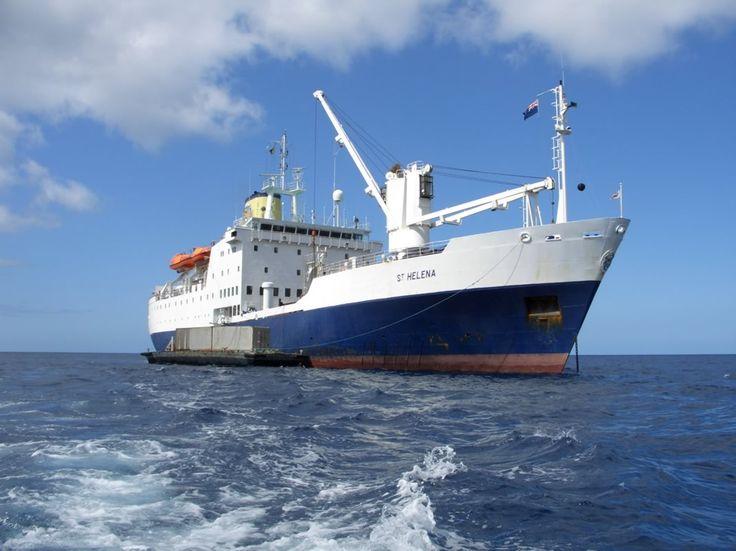 Marketcruise | RMS St. Helena - Marketcruise