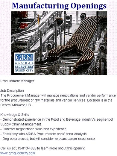 Best Supply Chain Management  Career Opportunities Images On