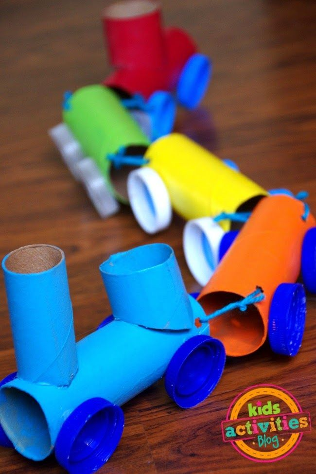 10 Toilet Paper Roll Crafts Your Kids Will Love