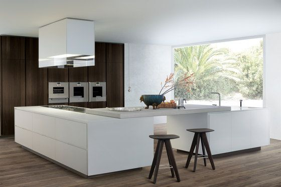 Kitchen systems | Matrix | Varenna | Poliform