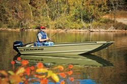 New 2012 Tracker Boats Grizzly 1448 Jon Jon Boat Boat - iboats.com