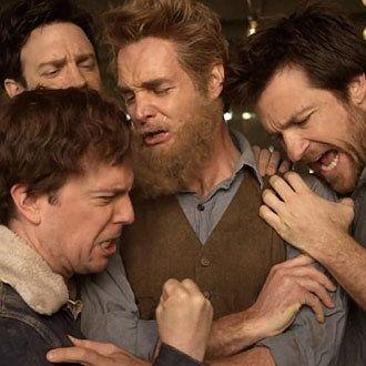 Jason Sudeikis, Jason Bateman, and Friends + Mumford & Sons = Hilarity
