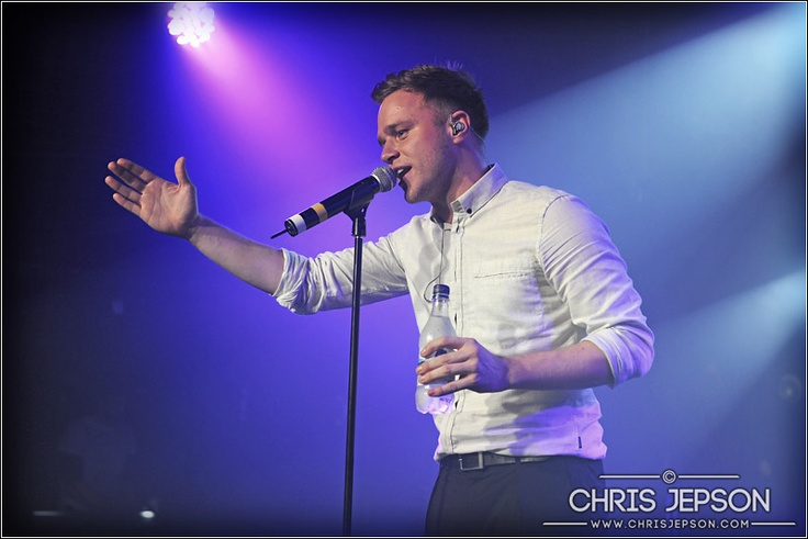 Olly Murs, live in London.  photo © ChrisJepson.com - Performance and Live Music Photographer
