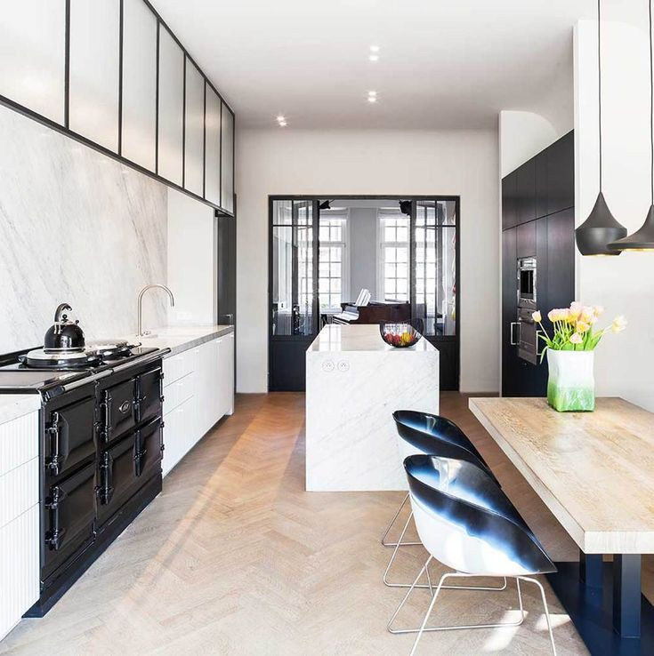 25 beste idee n over landelijke keuken ontwerpen op pinterest rustieke keuken houten keuken - Deco keuken ontwerp ...