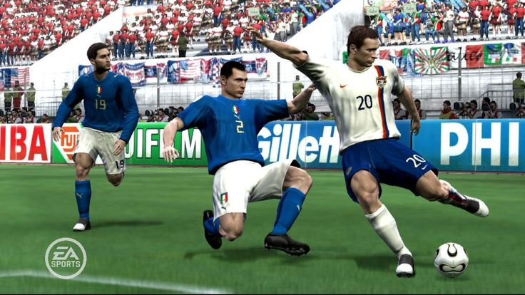 Download 2006 FIFA World Cup PC Torrent - http://torrentsbees.com/en/pc/2006-fifa-world-cup-pc.html