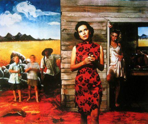 Tracey Moffatt - SOMETHING MORE 7, 1989
