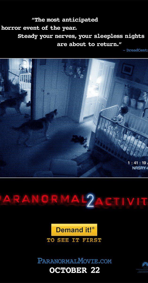 Paranormal Activity 2 (2010) - IMDb