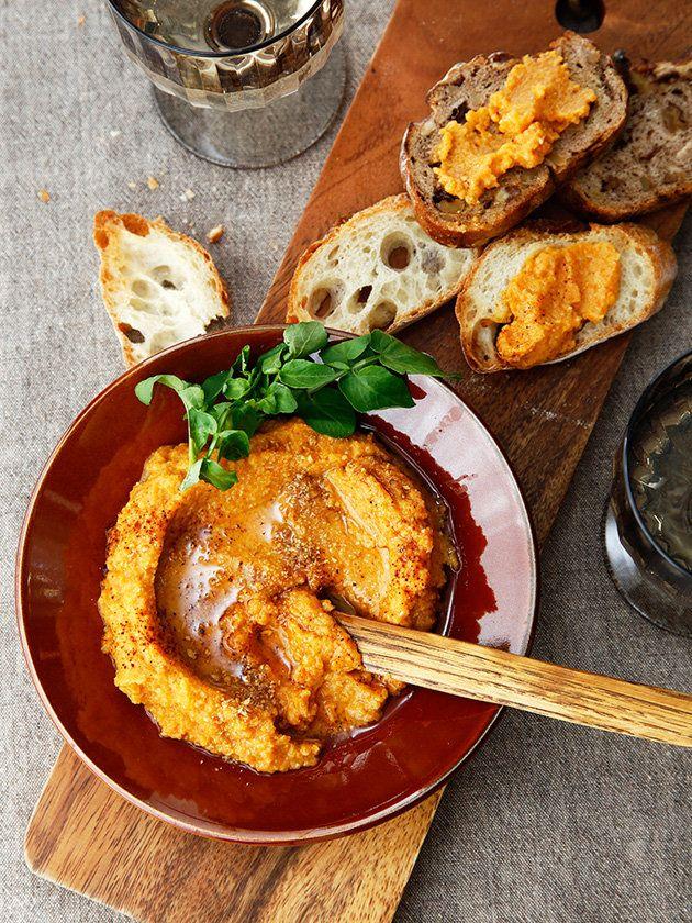 作りたてでも冷たくてもおいしいヘルシーディップ|『ELLE a table』はおしゃれで簡単なレシピが満載!