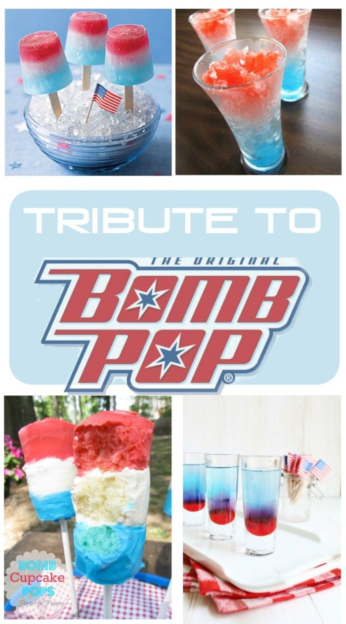 Tribute to Bomb Pops