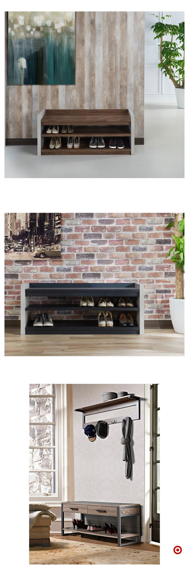 Shop Target for entryway benches  storage benches you will love at great low prices. Free shipping on all orders or free same-day pick-up in store.