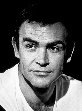 Sean Connery, his voice alone could melt me