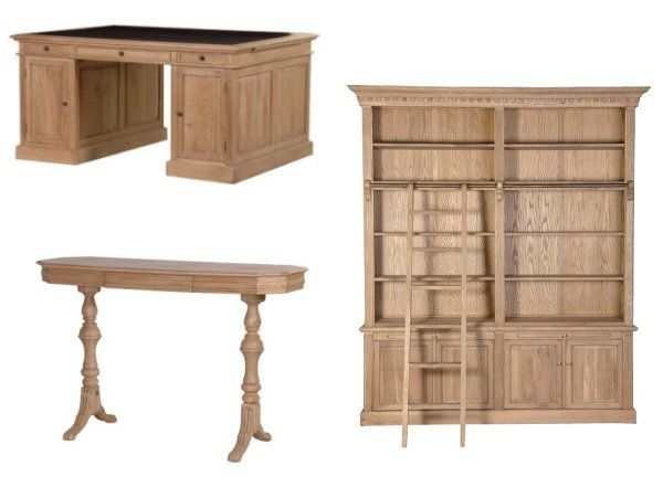Weathered Oak Living Room Furniture