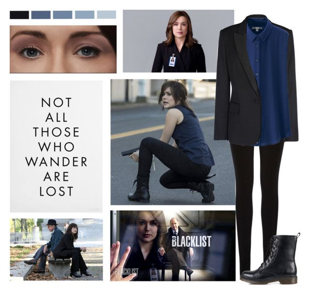 Elizabeth Keen by jawind on Polyvore featuring art