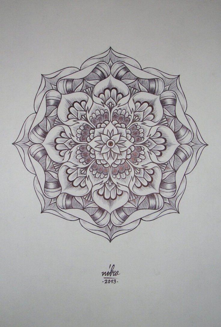 flower_mandala_by_shitshyle-d5s5kdh.jpg 735×1,086 pixels