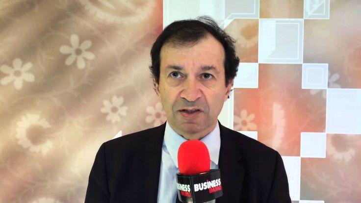 Daniel Cohen, professeur de sciences économiques à Normale Sup 1/2