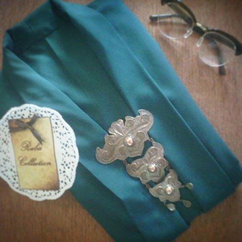 kutubaru#green#handmade