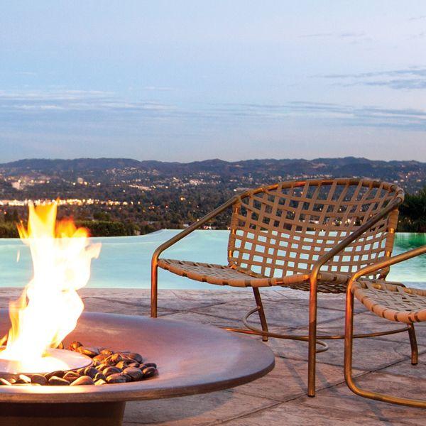 47 best accessories images on pinterest brown jordan for Brown jordan fire pit