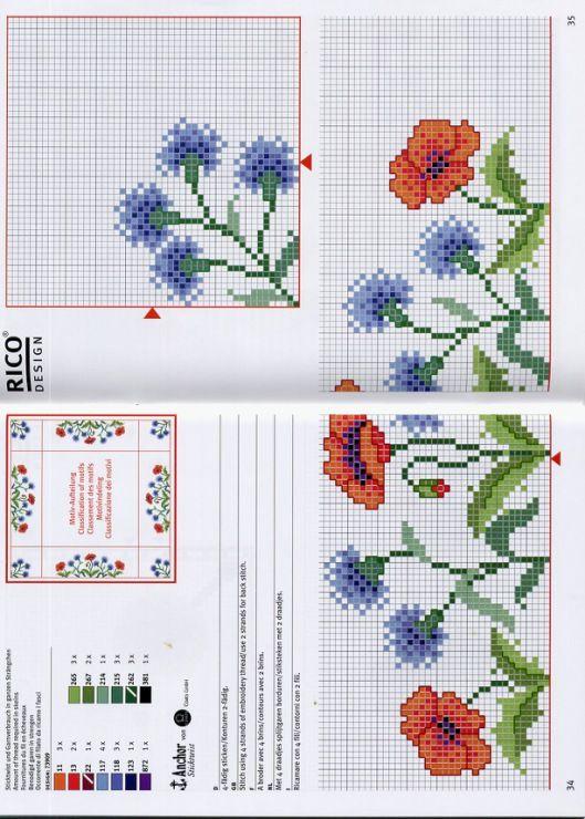 flori for tablecloth