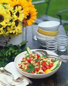 Gabacho salad  Perfect Gluten-Free Pasta Salads
