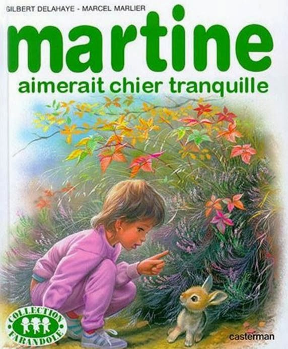 NOUVELLE COLLECTION « MARTINE (5) » dessin, drôle, humour, image, Martine, collection, livre, fun, funny, #photo, #image, #Martine, #humour, #funny