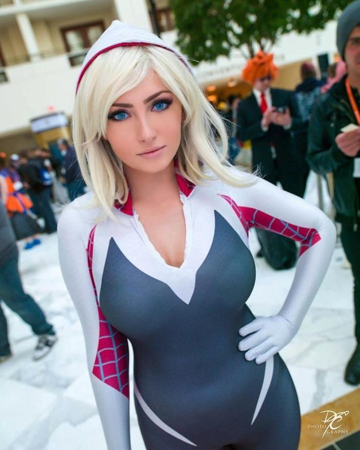 218 Best MARVEL Cosplay: Spider-Gwen (Gwen Stacy) Images