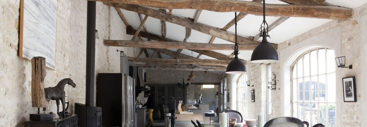114 best notre s lection de biens vendre images on pinterest lofts works - Atelier loft biarritz ...