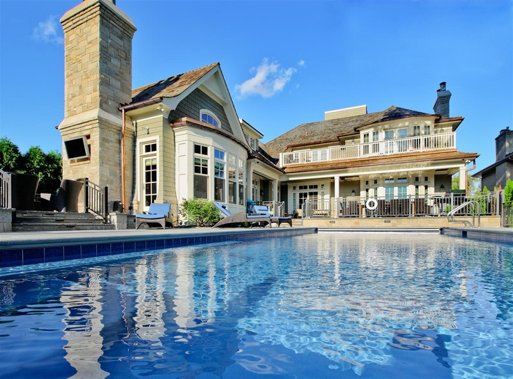 Outdoor Pool Built In Park Ridge IL By Platinum Poolcare Phone 847 537