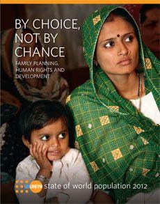 UN Millennium Goals UNFPA_2012