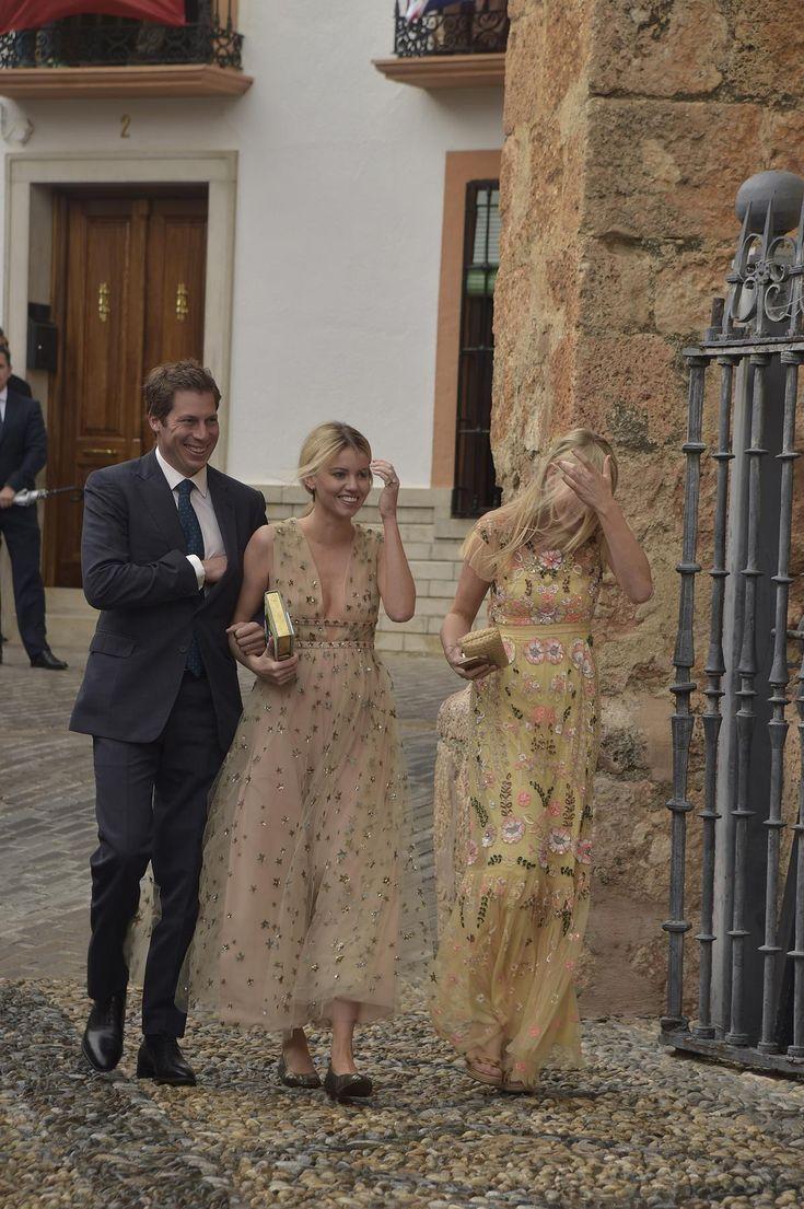 Todas las fotos de la boda del año: la de Alejandro Santo Domingo y Lady…