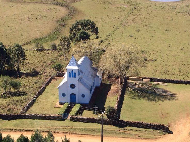 Igreja dos Morrinhos, Coxilha Rica - Serra Catarinense