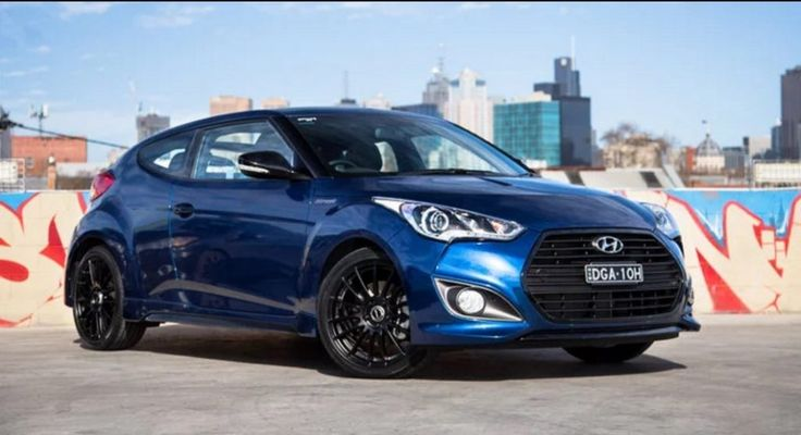2018 Hyundai Veloster Turbo Specs And Price