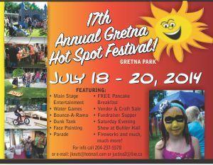 Gretna Hotspot Festival