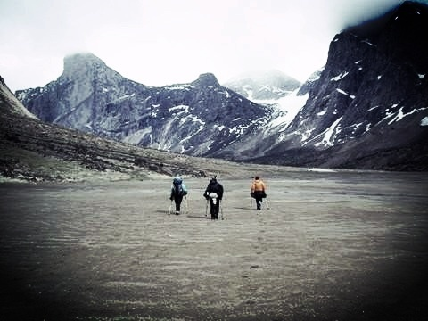 nunavut mountains