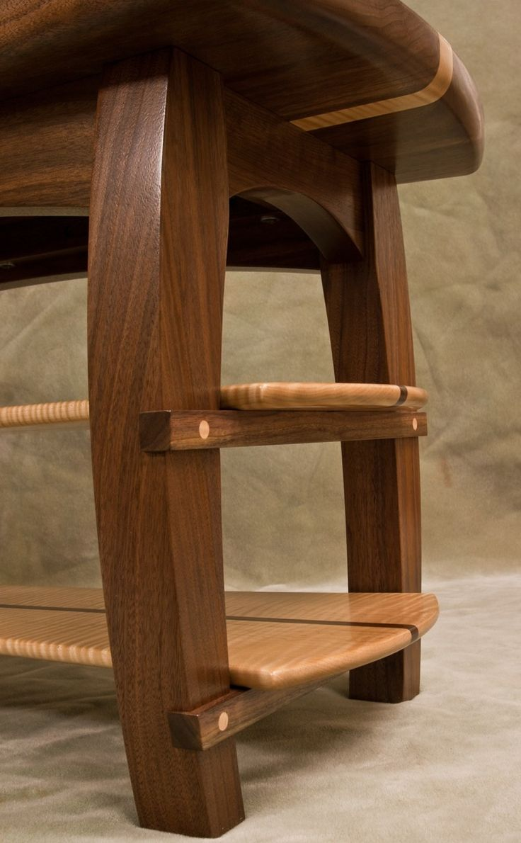 Kara's Shoe Bench - Reader's Gallery - Fine Woodworking