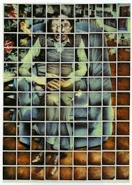 David Hockney photomontage
