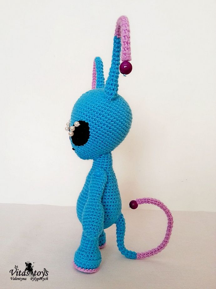 Amigurumi Alien Bunny by akikazu on DeviantArt | 920x690