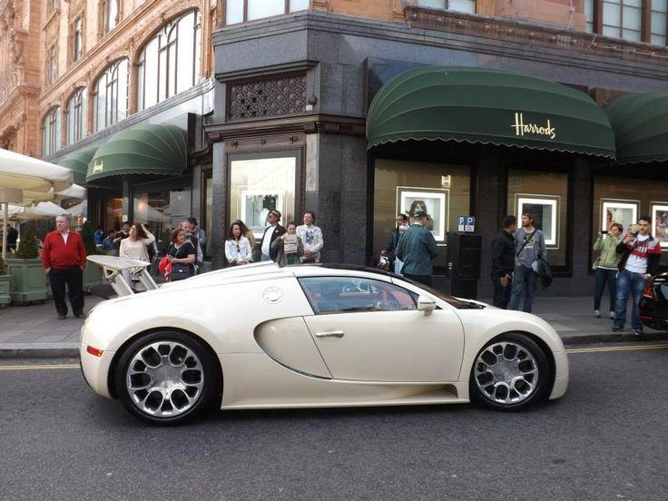 Bugatti Veyron! | MadWhips
