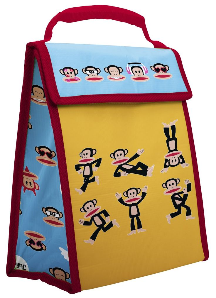 Paul Frank Bedroom In A Box: 1000+ Images About Cool Lunch Box And Lunch Bag On Pinterest