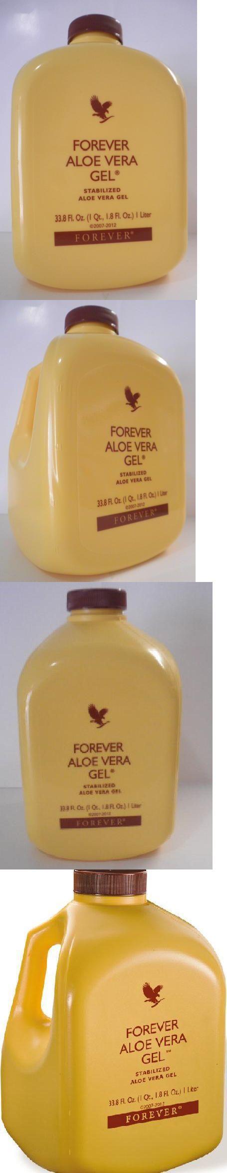 Fruit Juices 179176: 3X Forever Aloe Vera Gel (33.8Fl.Oz Each) -> BUY IT NOW ONLY: $54.75 on eBay!