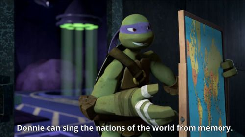 Headcanons Await!<<< OMG ROB PAULSEN (voice of Donnie and Yakko Warner) SANG A WHOLE SONG ABOUT THE NATIONS OF THE WORLD AS YAKKO, SO I TOTALLY SEE WHERE THIS CAME FROM AND I LOVE IT