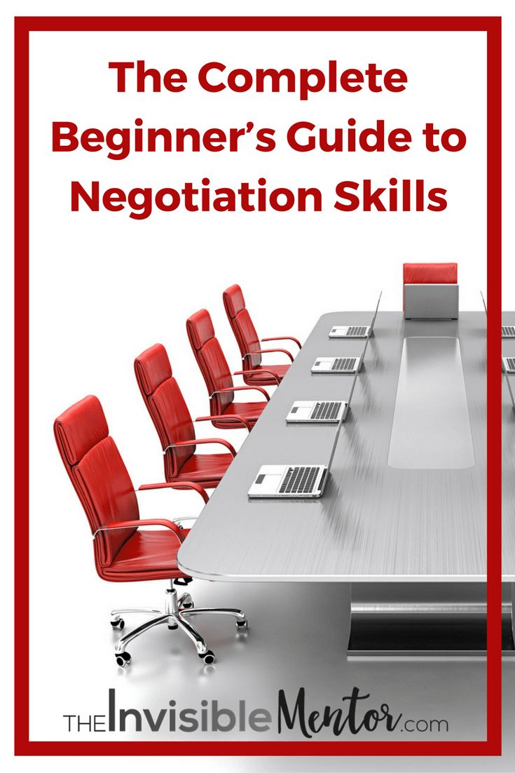 Negotiation is one of the 10 key employability skills you'll need to succeed at work. In this curated post on negotiation, you will learn techniques, models, how to find a fair compromise - activities you can engage in to become a better negotiator. You'll learn that negotiation is one of the skills you'll use every day, so you need to hone this skill to succeed at work and in life. Click through to read this post to get many tips and prepare to thrive in 2020.