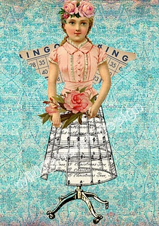 imagenes gratuitas: Wild Heart, Perennials Flowers, Wildheart, Girls Generation, Flowers Girls, Girls Great Job, Odd Girls Great, Free Printable, Vintage People