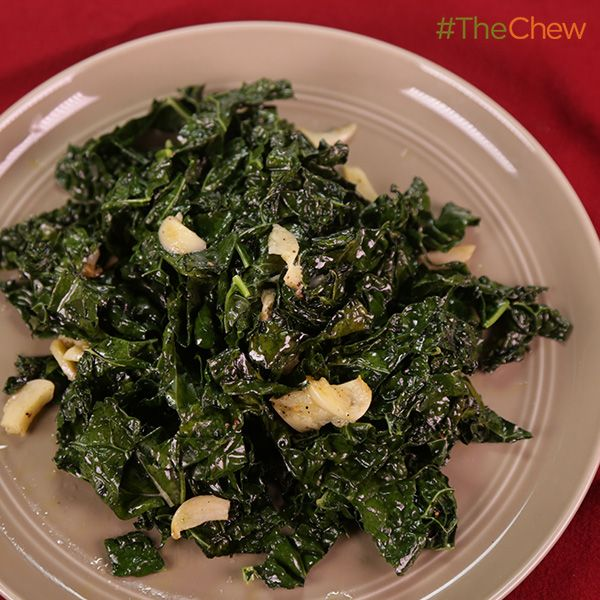 Tangled Greens by Stanely Tucci! #TheChew | Simply Salads | Pinterest ...