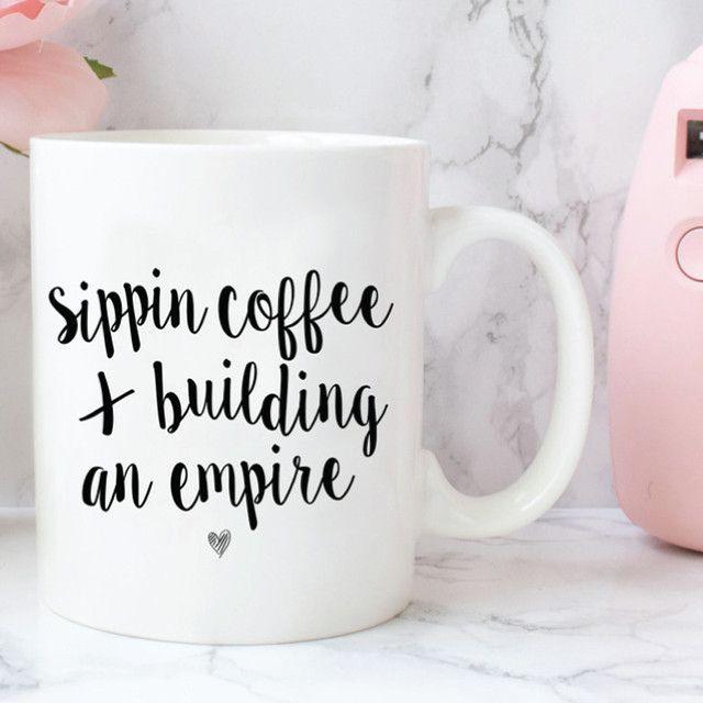 Building An Empire Mug